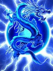 Download dragon neon 240 X 320 Wallpapers neon