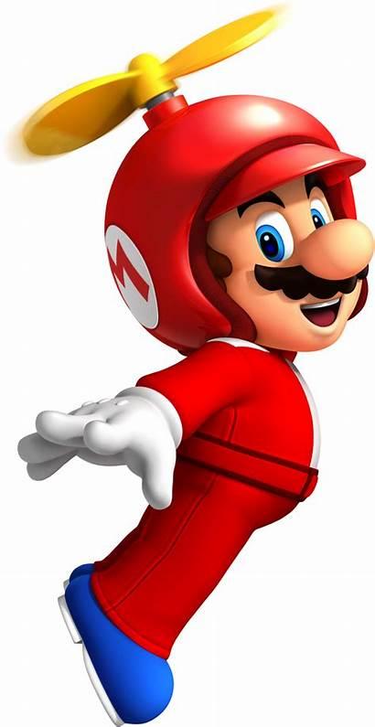 Mario Propeller Super Wiki