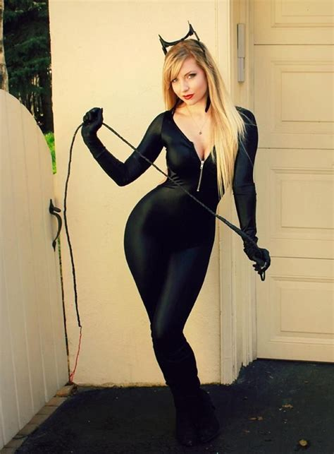 50 Sexy Catwoman Cosplay Costume Ideas