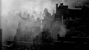 London During The Blitz A Landscape Of Fear And Shadows