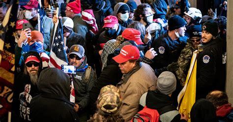 US Capitol Building Riot: Justice Dept Pursues at Least