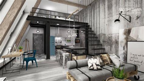 7 Inspirational Loft Interiors by 7 Inspirational Loft Interiors Living Room Designs