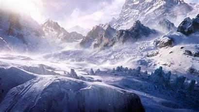 Mountains Desktop Backgrounds Snowy Wiki