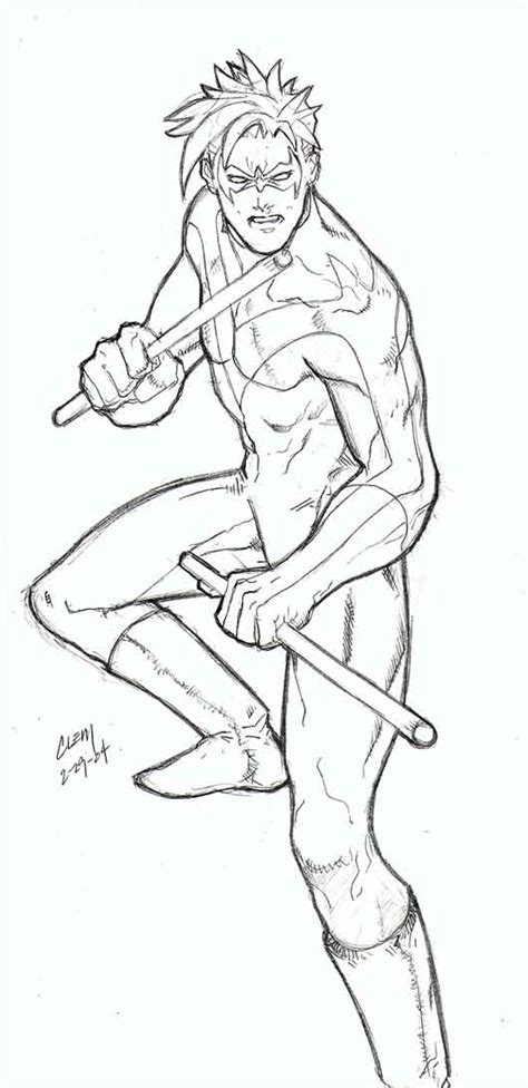 nightwing coloring pages justice nightwing coloring pages to print coloring pages