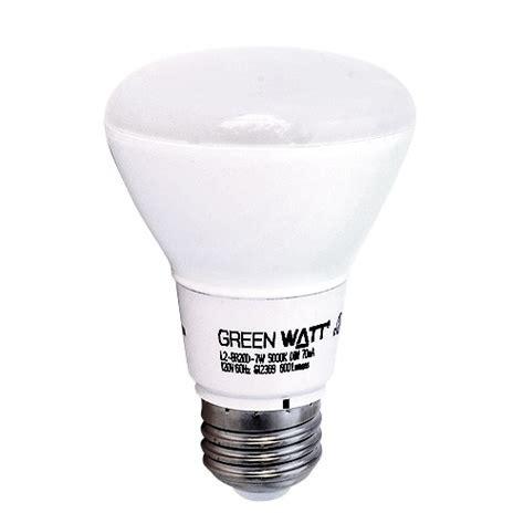 green watt g l2 br20d 7w 2700k led 7watt br20 2700k flood
