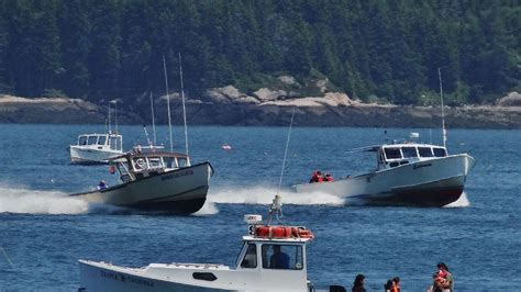 Lobster Boat Races by The Maine Lobster Boat Races Schedule 2017 Maine Ly Lobster