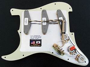 Strat Parts  Stratocaster Parts  Gilmour Black Strat