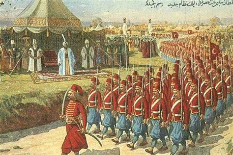 Ottoman Military Technological Inferiority Since The