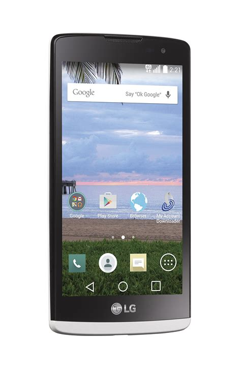 how to activate safelink phone lg sunset l33l white android prepaid phone with