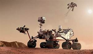 Mars Rover Curiosity Timeline - Pics about space