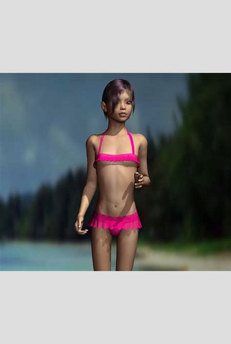 real DayLight in Poser 5 by ELAiko on DeviantArt