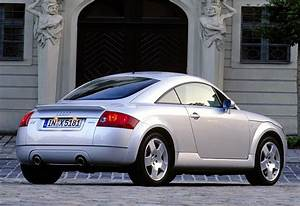 1998 Audi TT 1 8T quattro Coupe (8N) - specifications