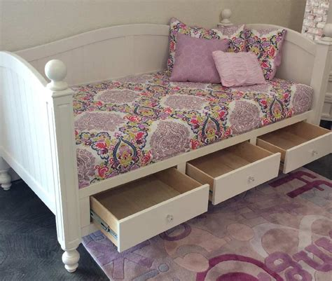 newport daybed  drawers kids furniture  los angeles