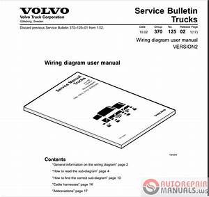 Volvo Wiring Diagram Instructions
