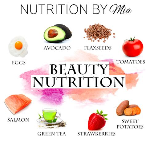 beauty foods nutrition  mia
