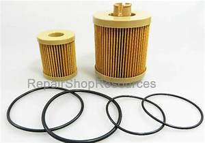 Brand New Diesel Fuel Filter For Ford 6 0 F250 F350 F450