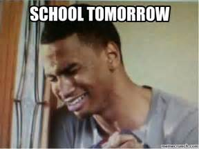 No School Tomorrow Meme - school memes memes