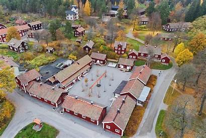 Village Town Swedish Sweden Entire Brunn Stockholm