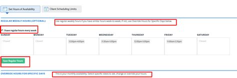Regular Hours Managing Your Online Visibility You Can