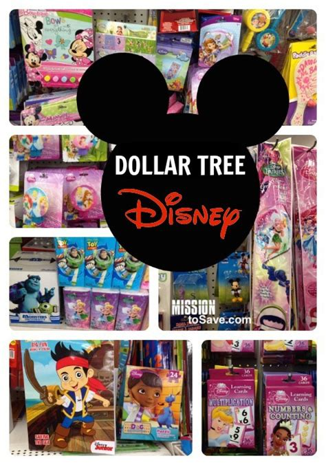 dollar tree disney party supplies mission  save