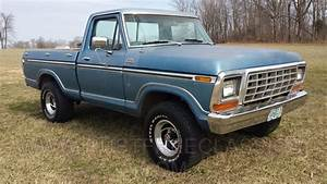 1978 F150 Swb Ranger Blue 78 Xlt Short Bed