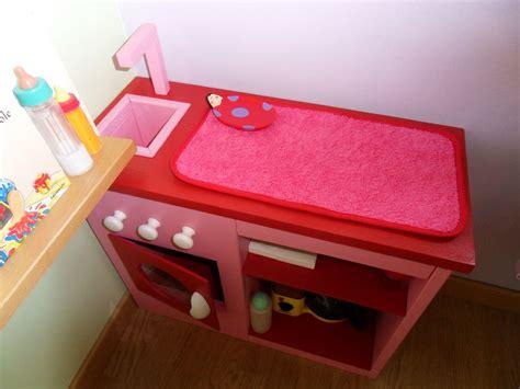 voila une table a langer pour poup 233 e faite maison un site de couture am 233 nagement