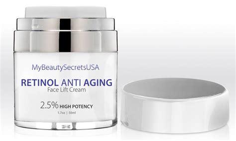 anti aging creme selber herstellen retinol anti aging lift my secrets usa