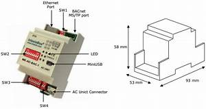 Mitsubishi Electric Ac Units To Bacnet Interface