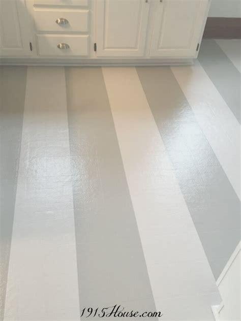 paint  linoleum kitchen floors  house