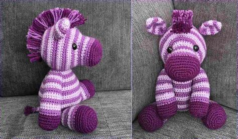 zane  zebra  crochet pattern