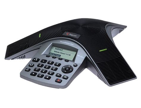 polycom analog desk phone conference phone systems polycom speakerphone