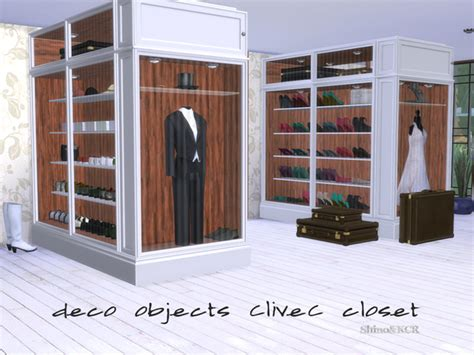 shinokcr s bedroom closet clivec deco