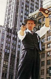 Kevin Costner in The Untouchables | cinematography | Pinterest