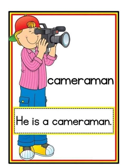 jobs flashcards   images english lessons