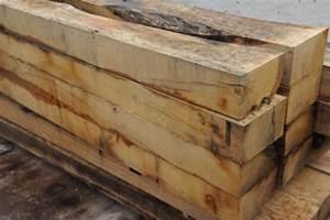 Poutre En Chene : traverses de chemin de fer traverses en bois gironde ~ Premium-room.com Idées de Décoration