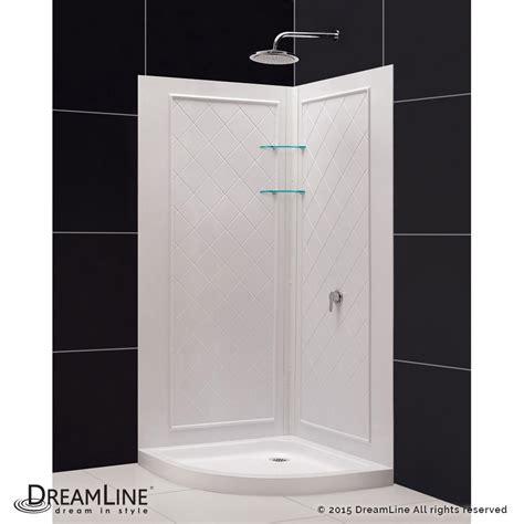 dreamline shower base dreamline showers slimline shower base shower pan