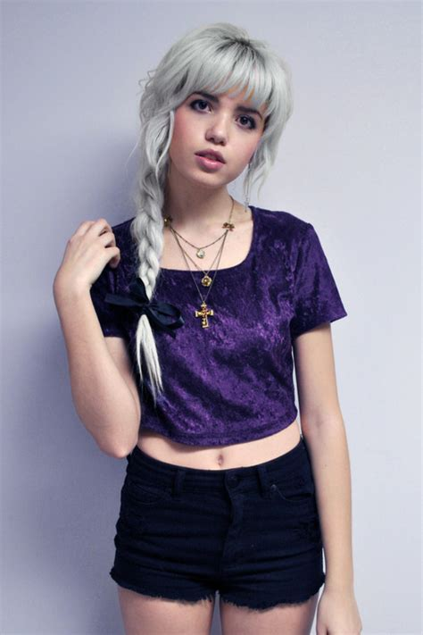 I Love Velvet And This Purple Top Is A Winner X Hair