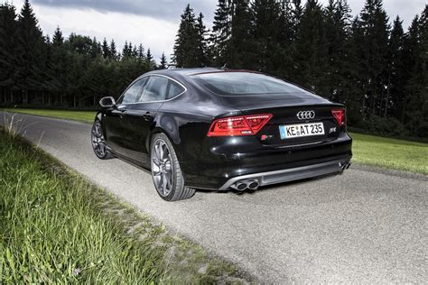 Audi A7 Sportback Ma Dodatkowe 100 Km Dzięki Abtowi