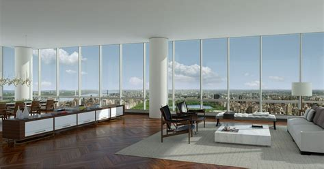10 Pricey Apartments In New York by One57 Penthouse Most Expensive Manhattan Penthouse