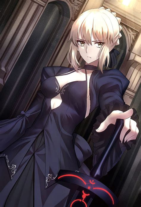 hd wallpaper saber alter fatestay night fatestay
