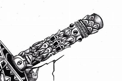 Hammer Thor Behance Dominguez Adrian Thors