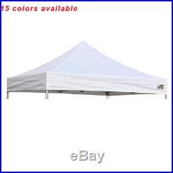 eurmax  replacement patio canopy top fit ez  canopy
