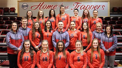 Past Team Photo :: Trapper Volleyball :: Northwest College