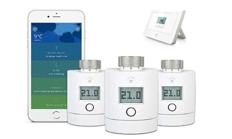 innogy smarthome paket heizung innogy smarthome paket heizung im test clever heizen f 252 r anf 228 nger connect