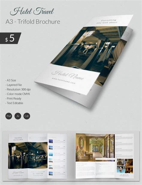 Tri Fold Brochure Template 45 Free Word Pdf Psd Eps Bi Fold Brochure Template Word Mughals
