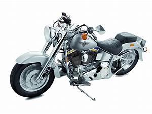 Harley Fat Boy : harley davidson fat boy 1 4 model bike full kit modelspace ~ Medecine-chirurgie-esthetiques.com Avis de Voitures
