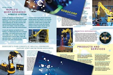 Free Indesign Templates Technology Company Brochures Free Indesign Templates Business Cards Letterheads And
