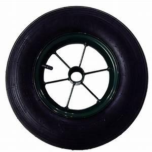 Roue De Brouette Bricomarché : roue gonflable brouette 2 roues 160l t verte gonflable ~ Melissatoandfro.com Idées de Décoration