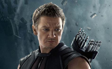 Jeremy Renner Teases Hawkeye Very Different Look For