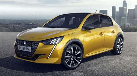 New Peugeot by Radical New Peugeot 208 Goes Electric From Launch